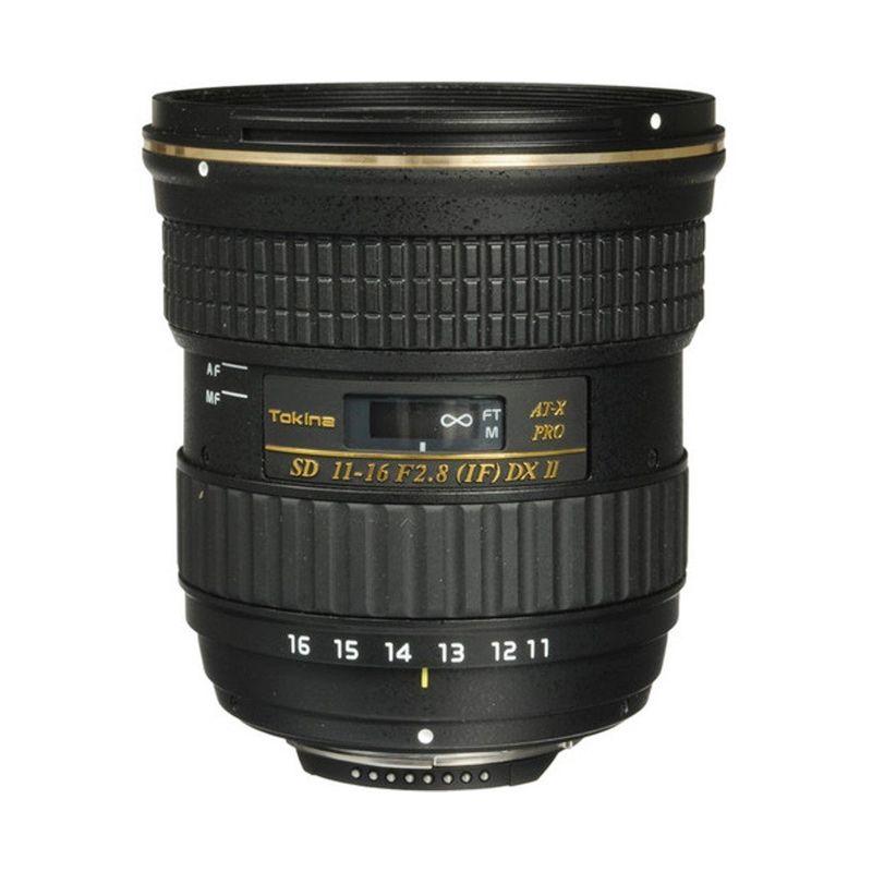 Tokina Built-in Motor AF Pro DX II 11-16mm f/2.8 Camera Lens For Nikon