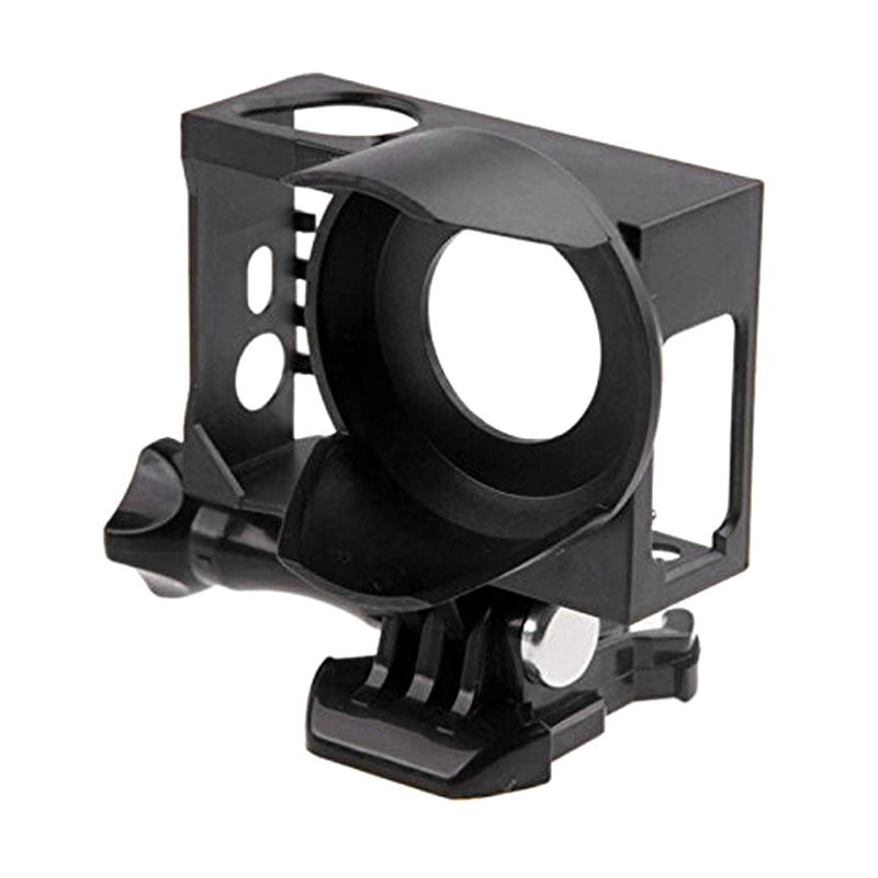 Camzone GP236 Sunshade Housing Hitam For GoPro