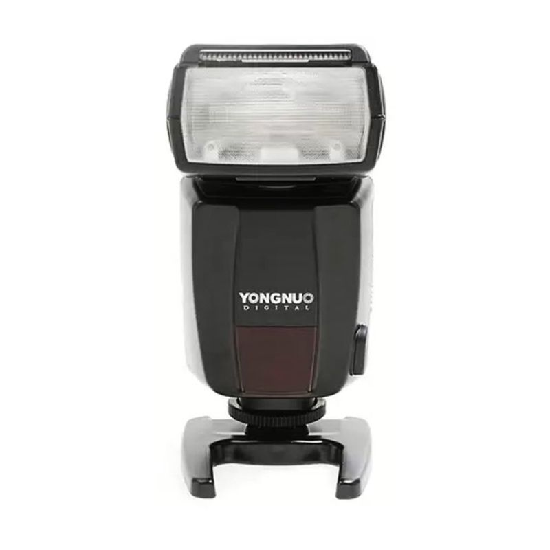 Yongnuo YN 468 II Hitam Flash Kamera for Nikon