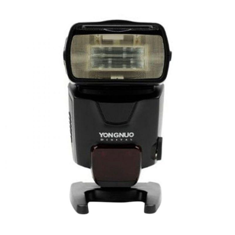 Yongnuo YN 510 EX Slave Speedlite Hitam Flash Kamera for Nikon