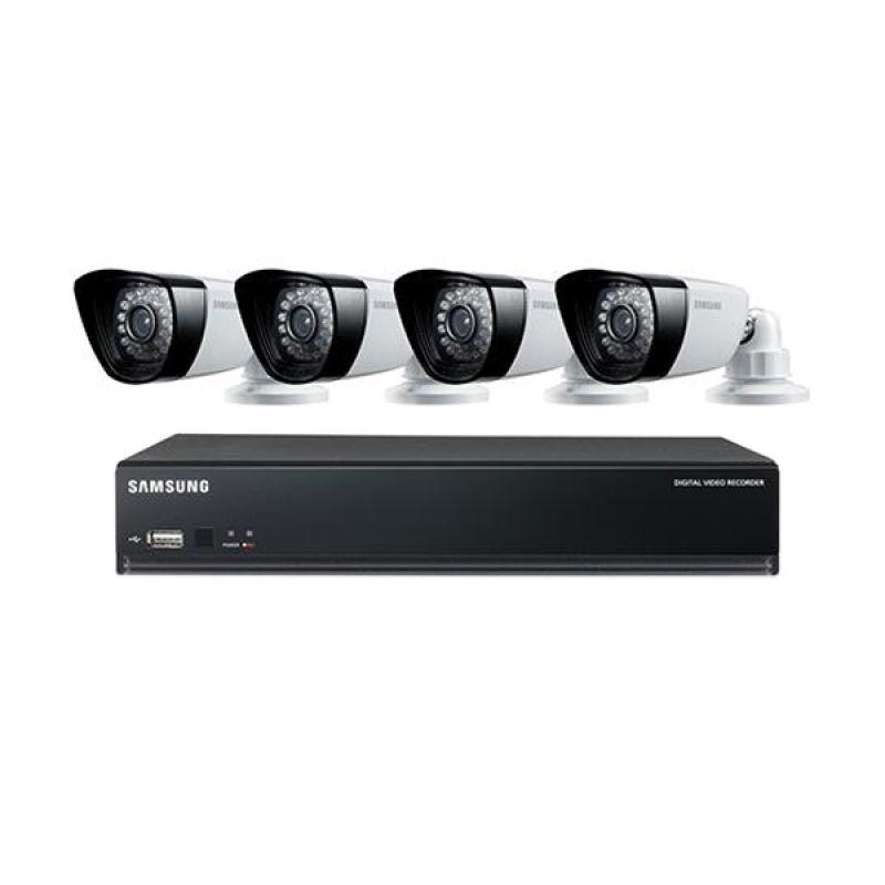 Samsung SDS P3040 Adaptor Kamera CCTV [Include HDD 500 GB]