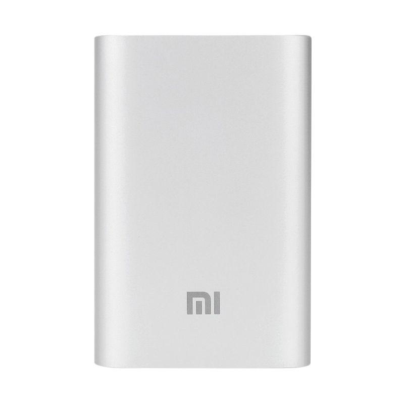 Xiaomi Silver Powerbank [10000 mAh]