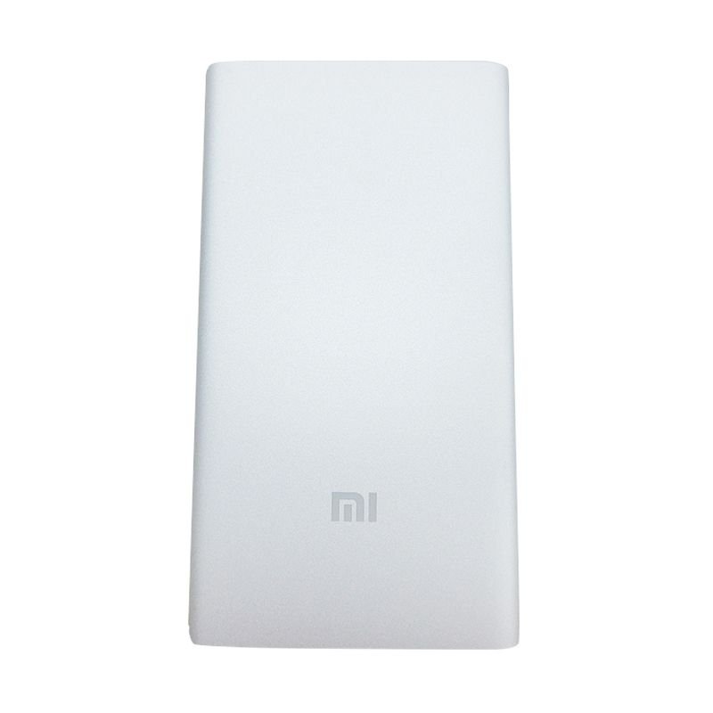 Xiaomi Slim Original Silver Power Bank [5000 mAh]