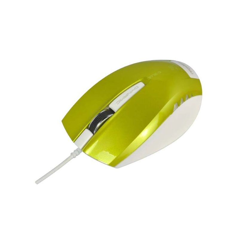 E-blue Dynamic Green Optical Mouse