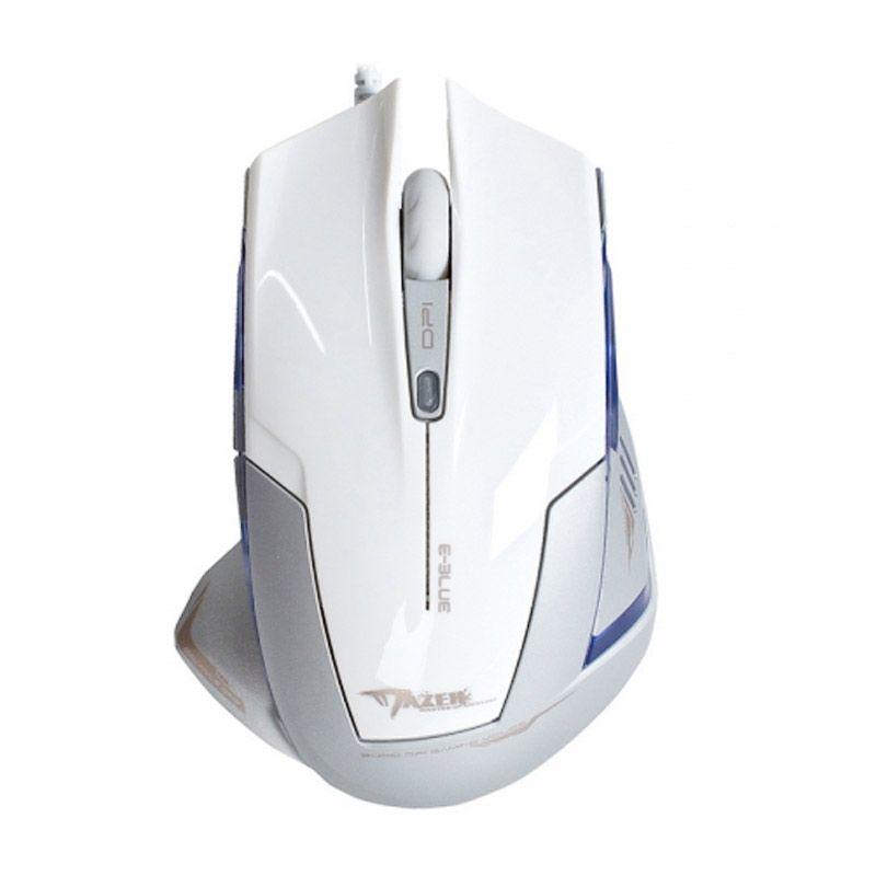 E-blue Mazer Type-R Putih Gaming Mouse