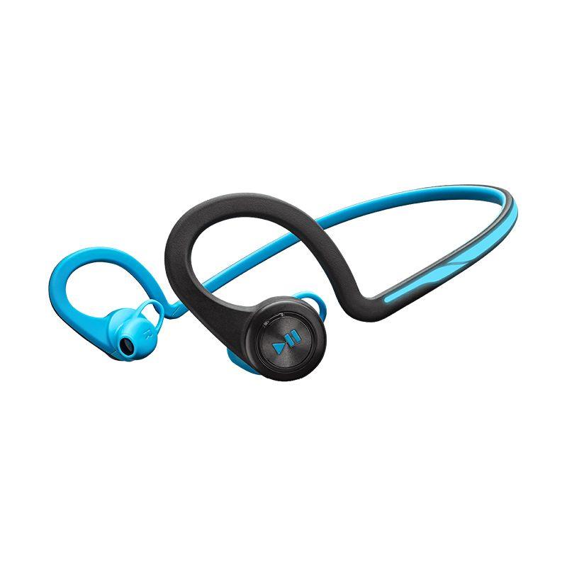 Plantronics BackBeat FIT Blue Bluetooth Headset