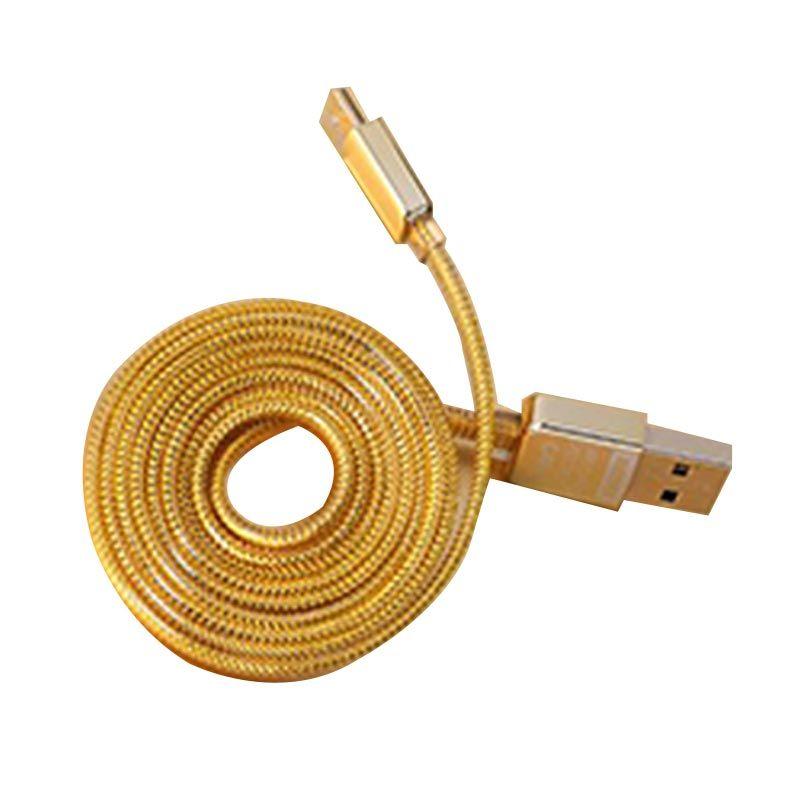 Remax Premium Gold Micro USB Data Cable