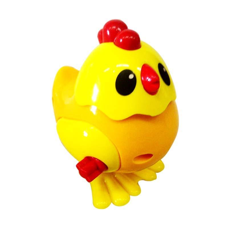 Tmo Chick Jumping Kuning Mainan Anak