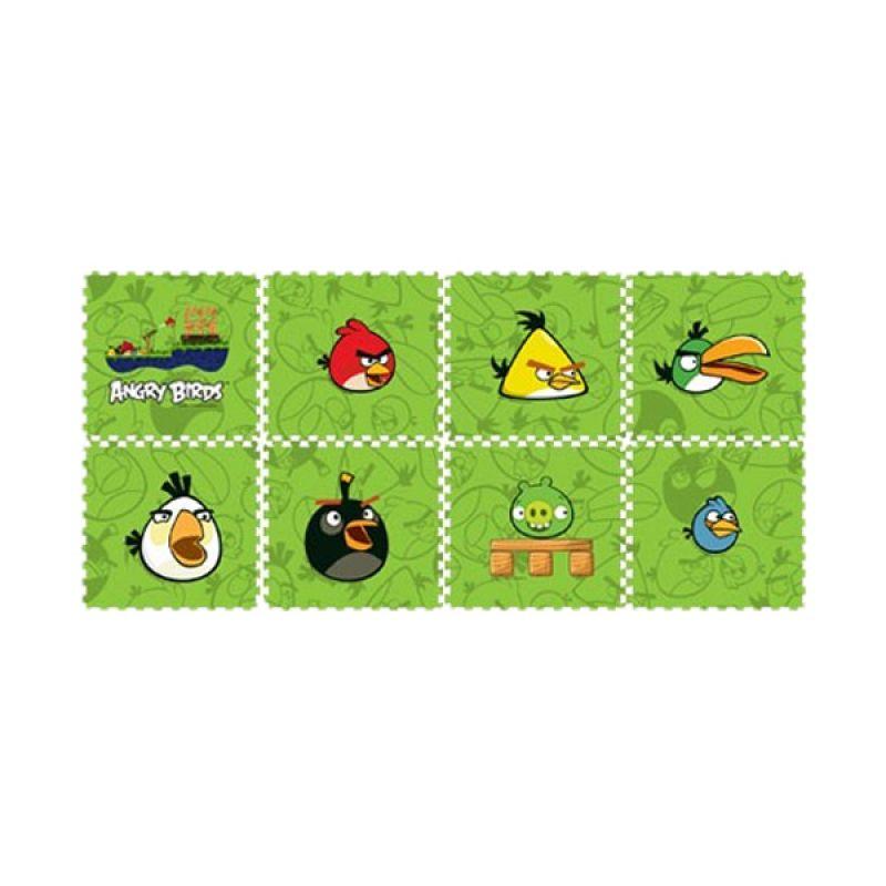 TMO Evamat Angry Birds Hijau Mainan Anak