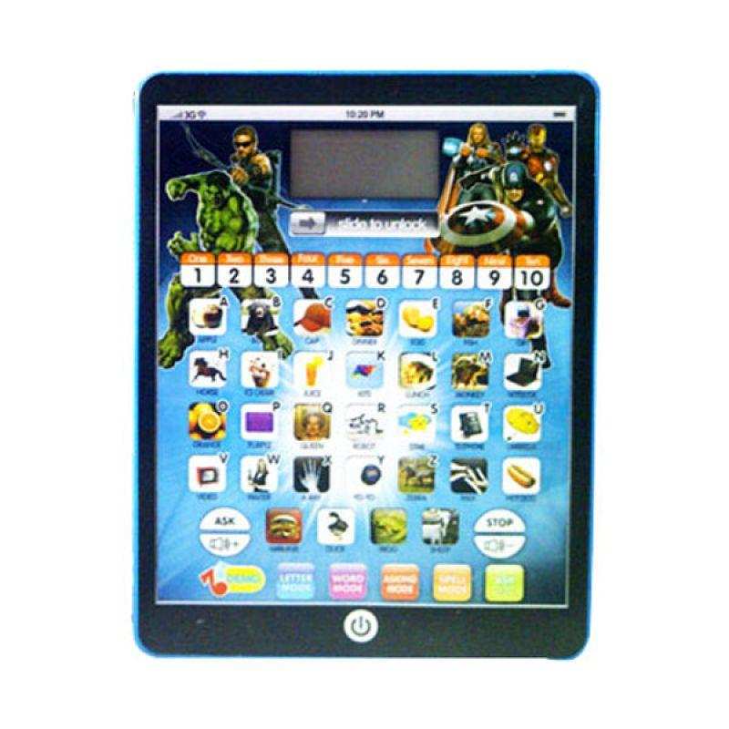 Tmo iPad Avenger Biru Hitam Mainan Anak