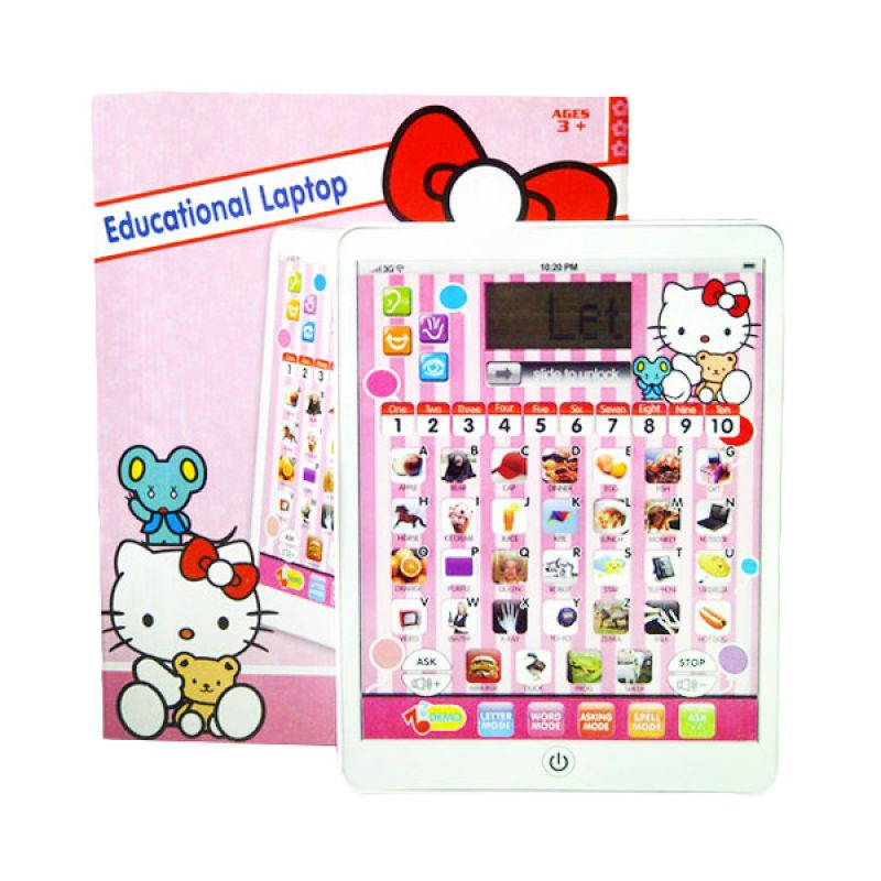 TMO Ipad Hello Kitty Mainan Anak