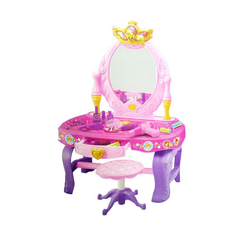TMO Luxorious Dresser Frozen 88018-01 Mainan Anak