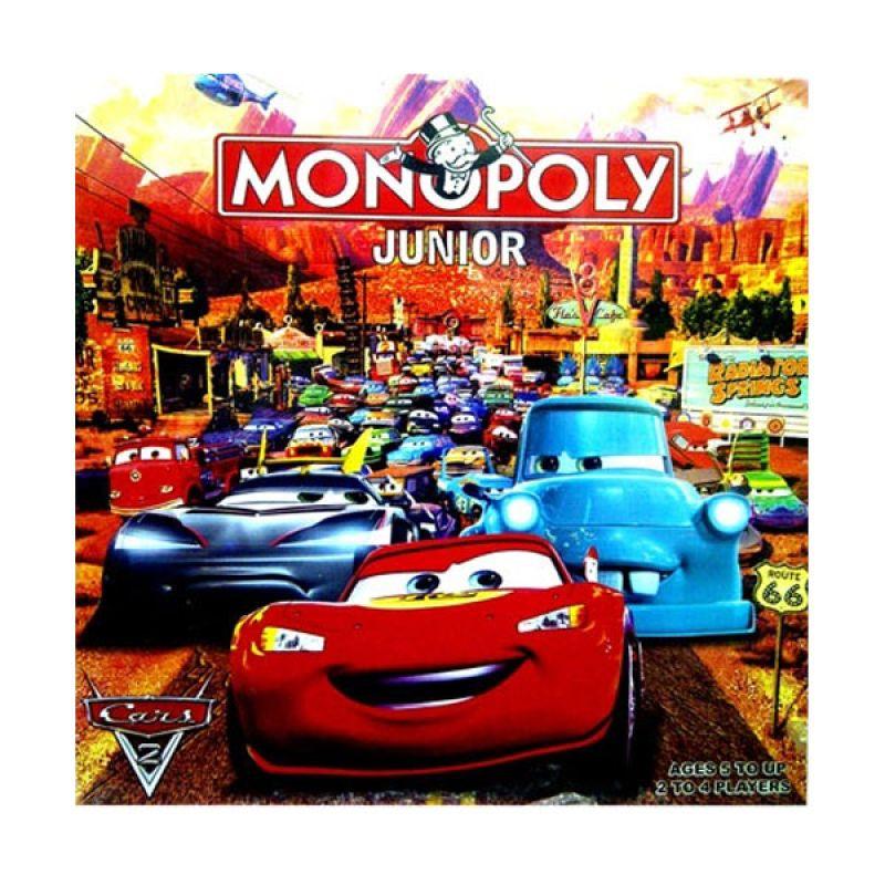 TMO Monopoly Cars Mainan Anak