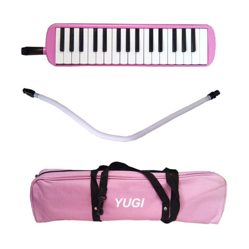 TMO Pianika Pink Mainan Anak