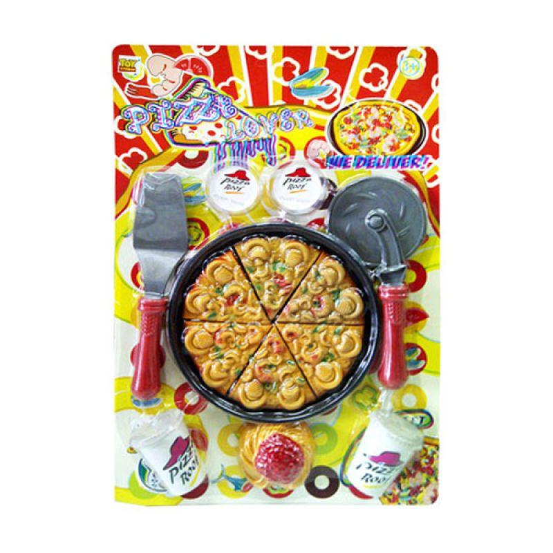 TMO Pizza Lover Kuning Mainan Anak