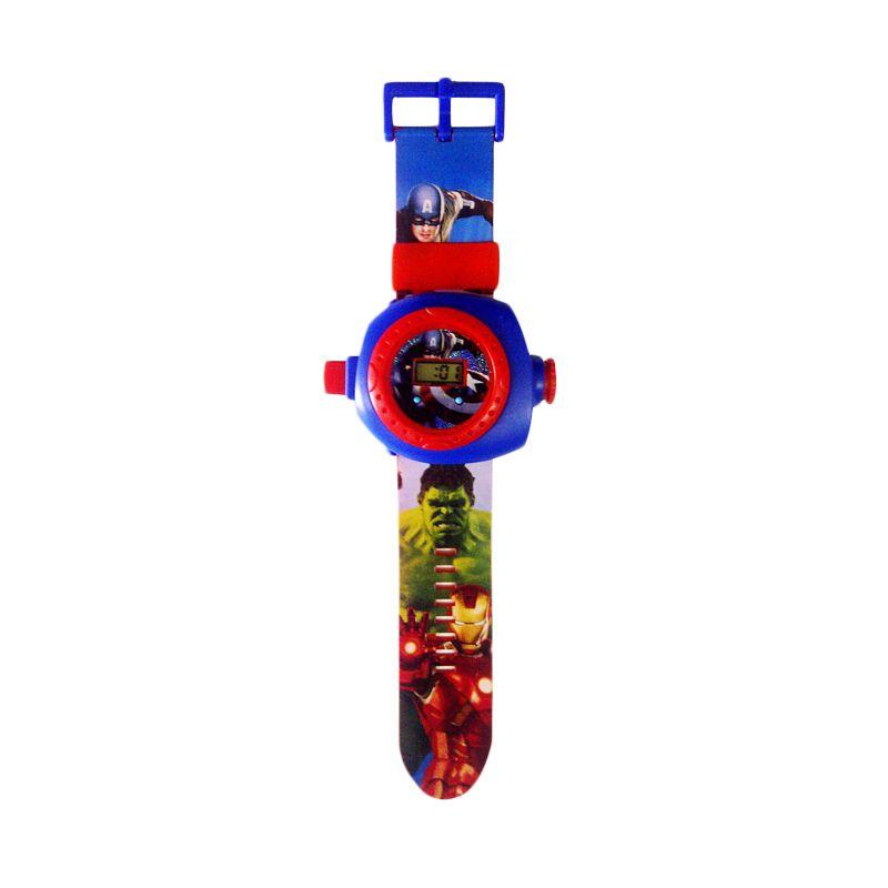 TMO Proyektor 24 AVENGER Jam Tangan Anak