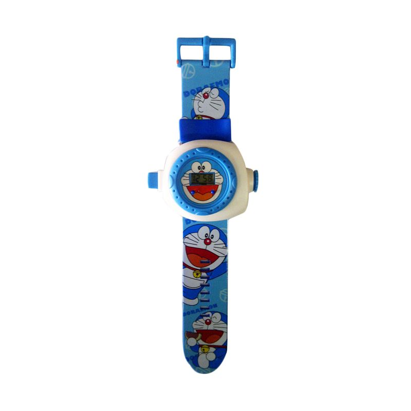 TMO Proyektor 24 Doraemon Jam Tangan Anak