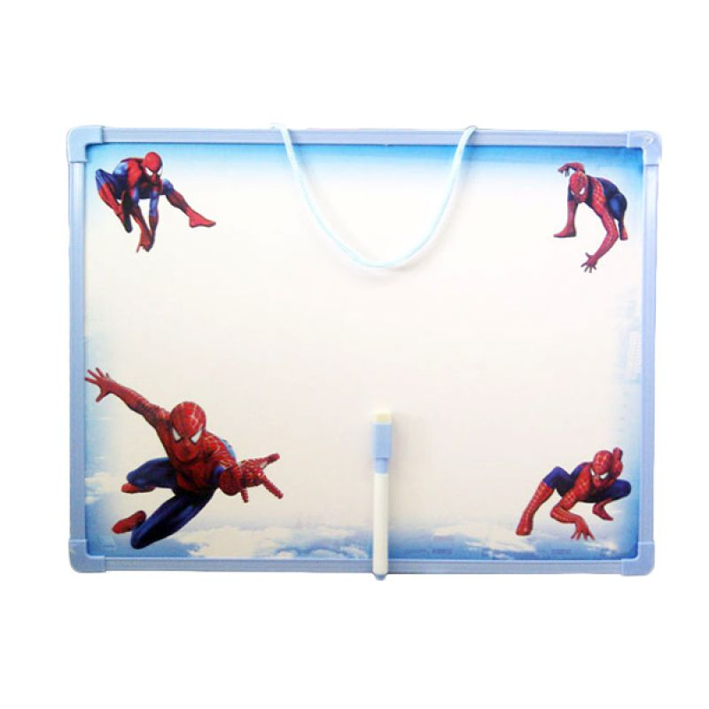 TMO Spiderman White Board [30 X 40 cm]