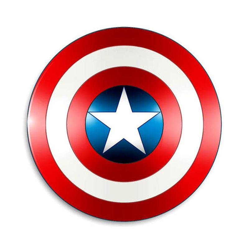 TMO Tameng Captain America Mainan Anak