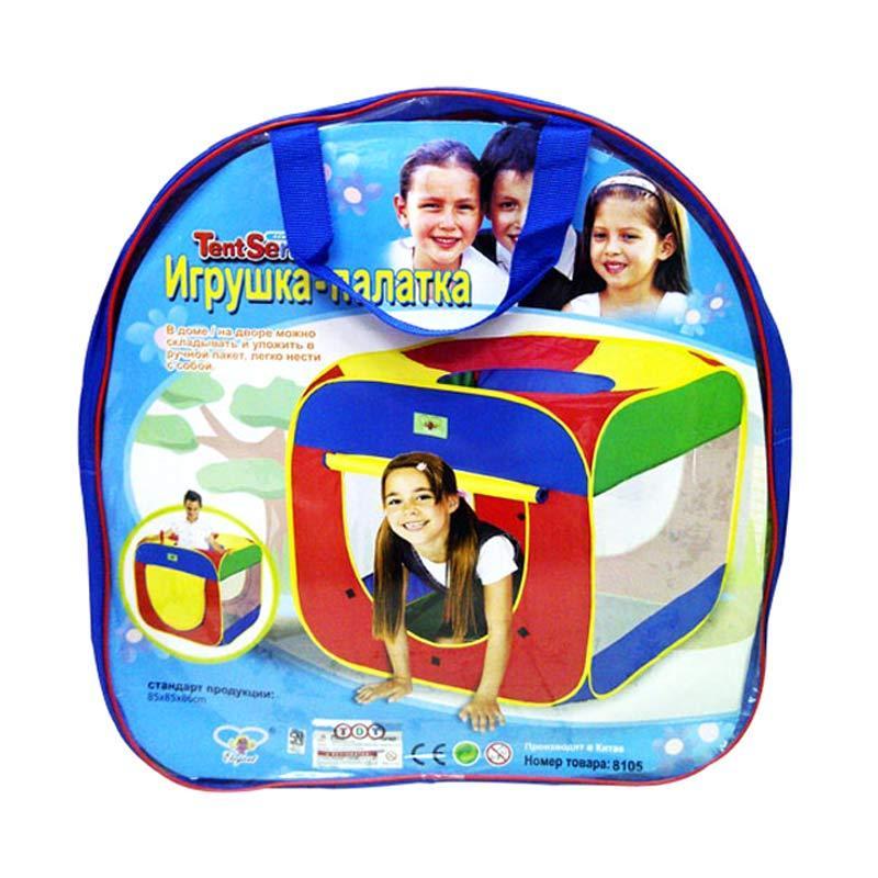 Tmo Tent Series Segi Empat Mainan Anak