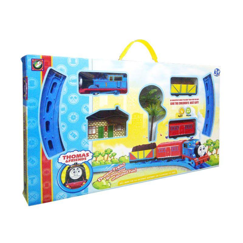 TMO Thomas and Train Dream Train Biru Mainan Anak