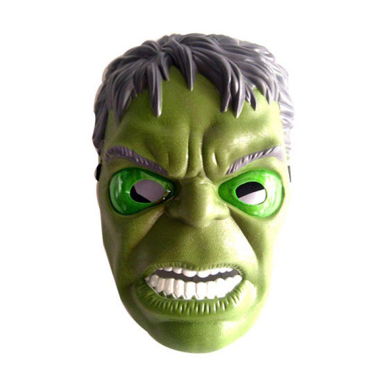 TMO Topeng Hulk Nyala Mainan Anak