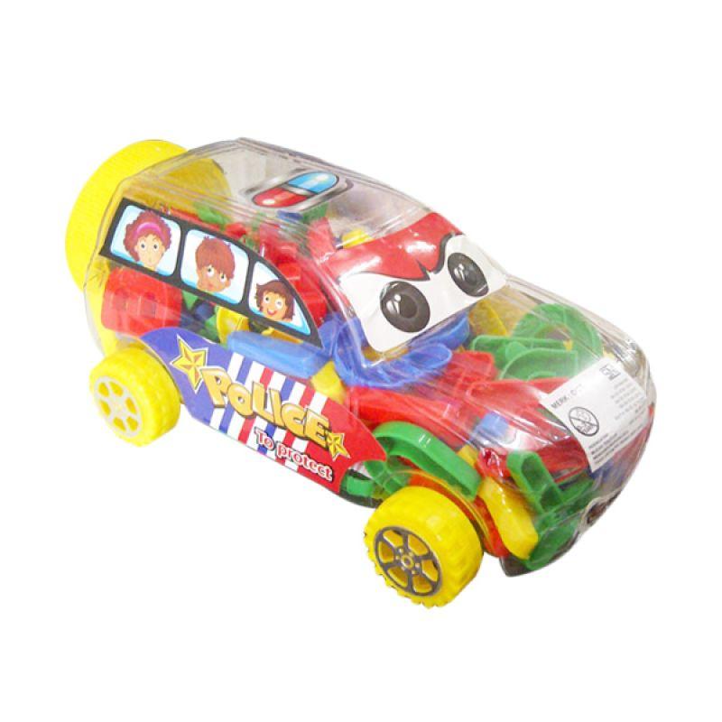 Tmo Toples Mobil Abc Mainan Anak