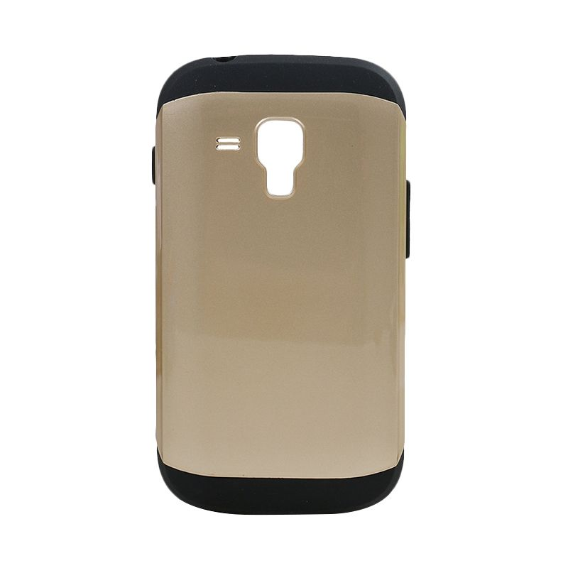Spigen Slim Armor Gold Casing for Samsung Galaxy S Duos S7562