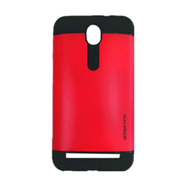 Spigen Slim Armor Merah Casing for Asus Zenfone 5