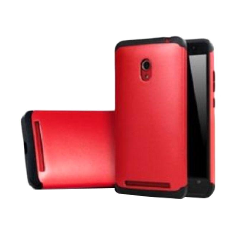 Spigen Slim Armor Merah Casing for Asus Zenfone 6