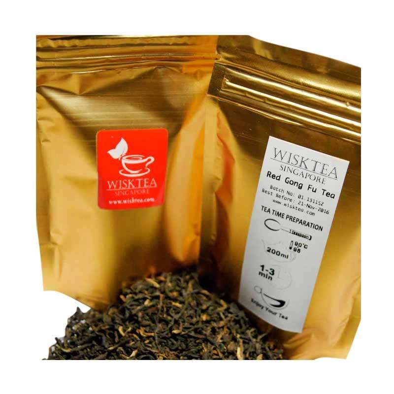 Wisktea Red Gong Fu Tea Loose Tea