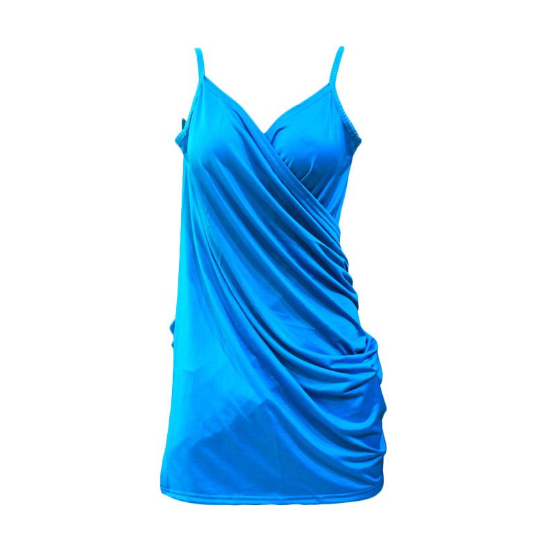 Tokokadounik Home Towel Fashion Handuk - Blue