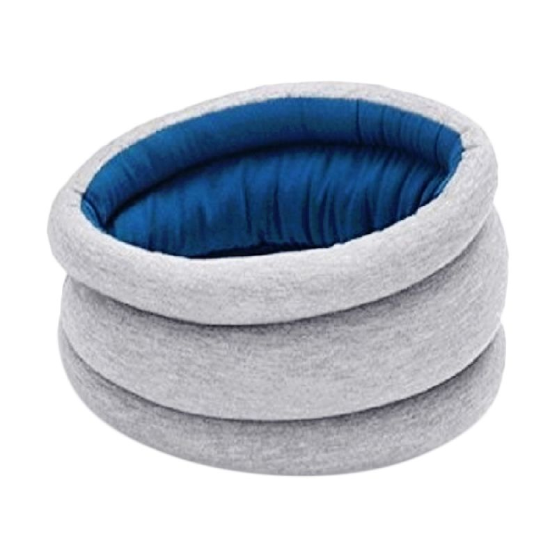harga Kalno Ostrich Pillow Magic Biru Bantal Blibli.com