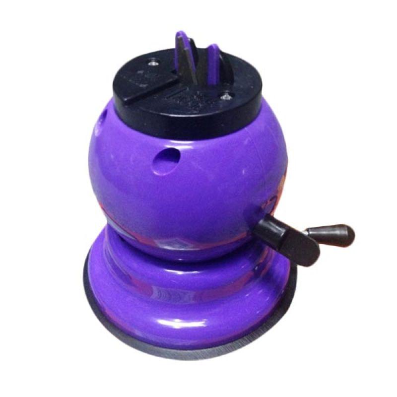 Kalno Samurai Pro Knife Purple Alat Pengasah Pisau
