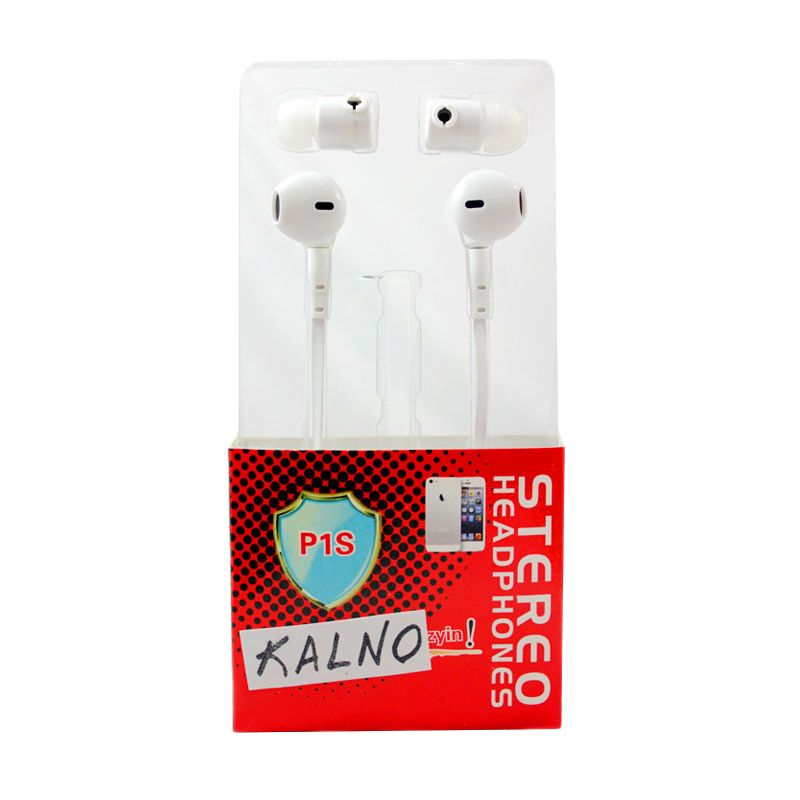 Kalno Sound Quality White Headset