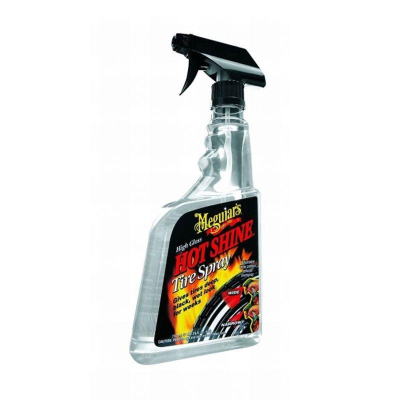 Meguiar's - Hot Shine Tire Spray Trigger