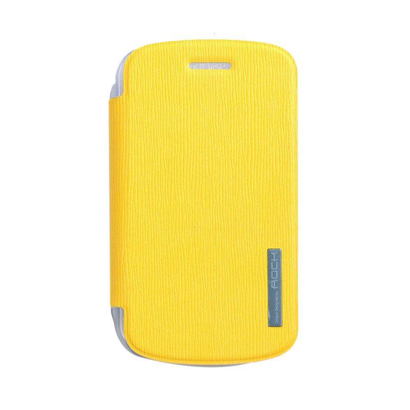 Rock Phone Elegant Lemon Yelow Casing for Blackberry Q10
