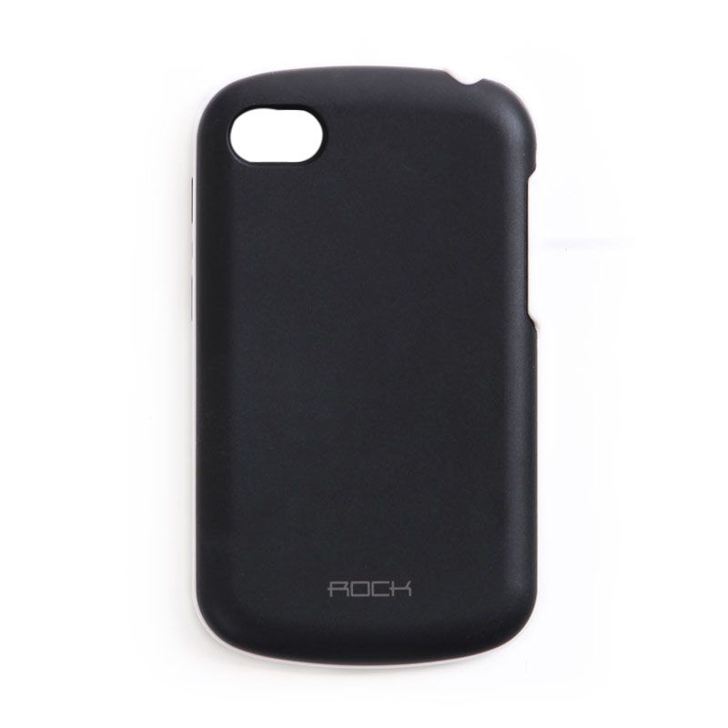 Rock Phone Joyful Black Casing for Blackberry Q10