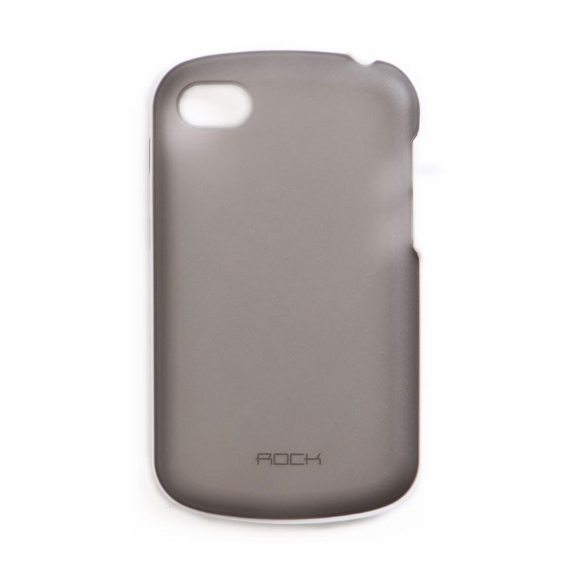 Rock Phone Joyful Grey Casing for Blackberry Q10
