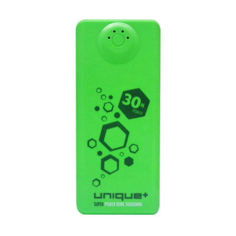 uNiQue Battery PowerBank 30000mAh Super Green