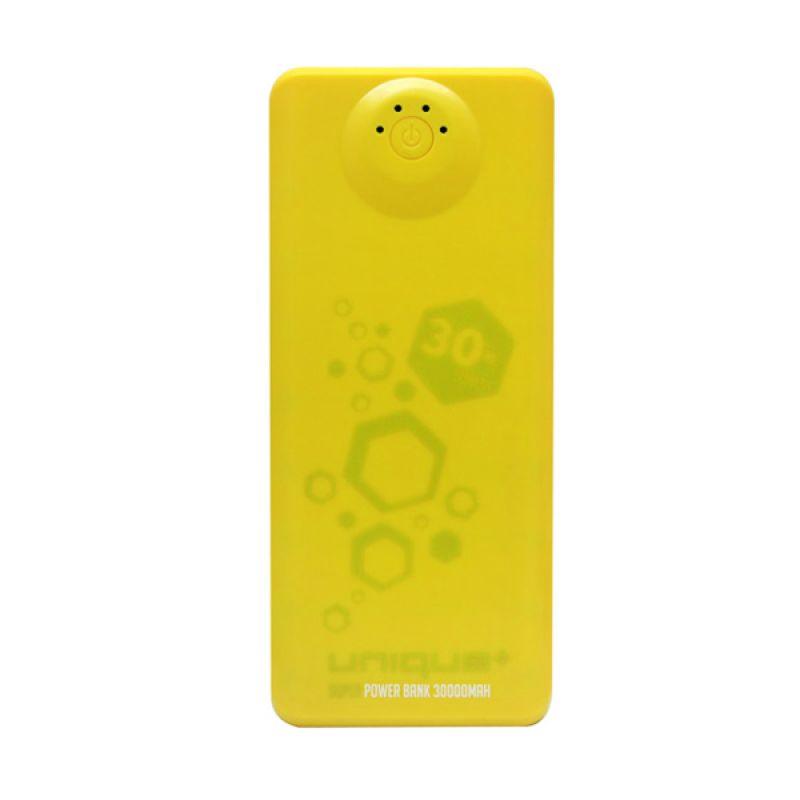 uNiQue Battery PowerBank 30000mAh Super Yellow