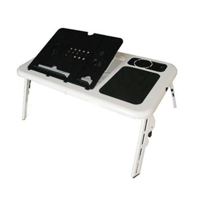 Generic Portable Lipat E-table LT810 Meja Laptop