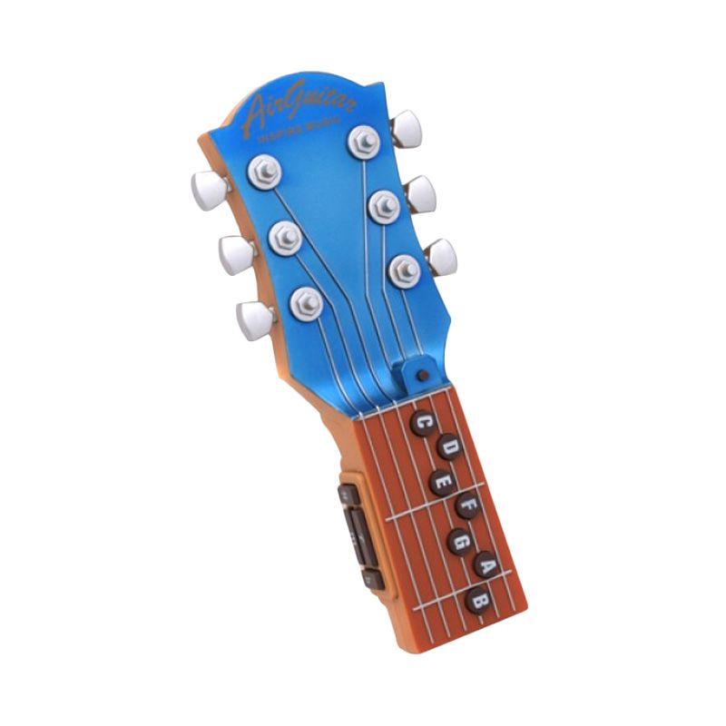 Air Guitar Sensor Infra Red Biru Mainan Anak