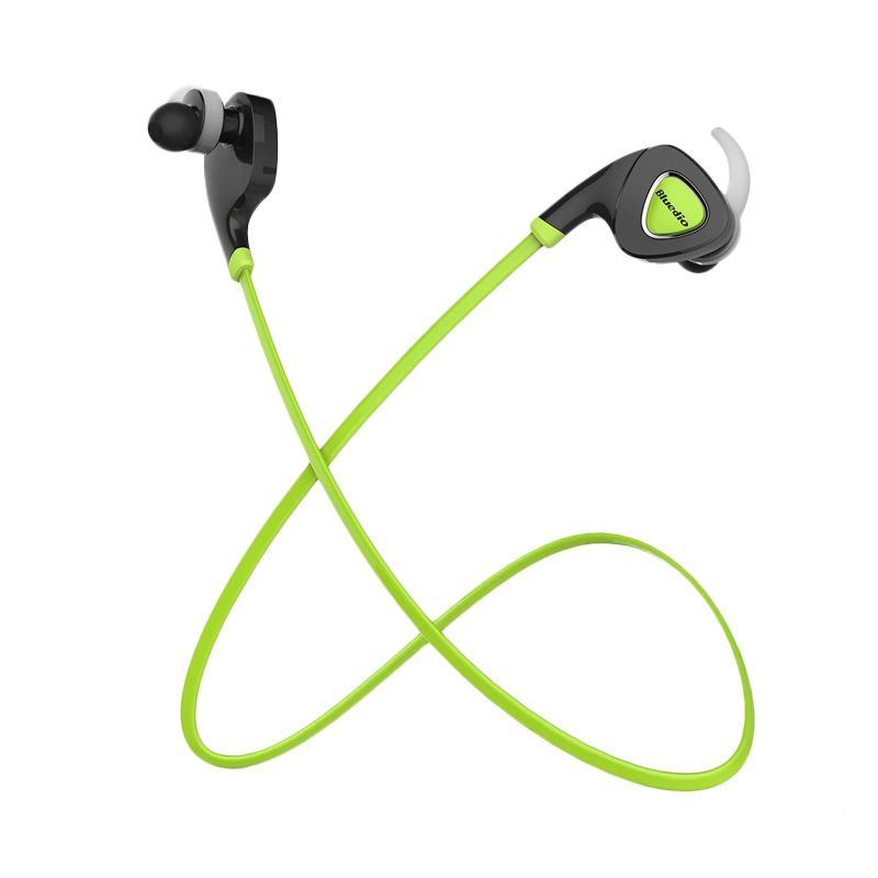 Bluedio Q5 Hijau Headset Bluetooth