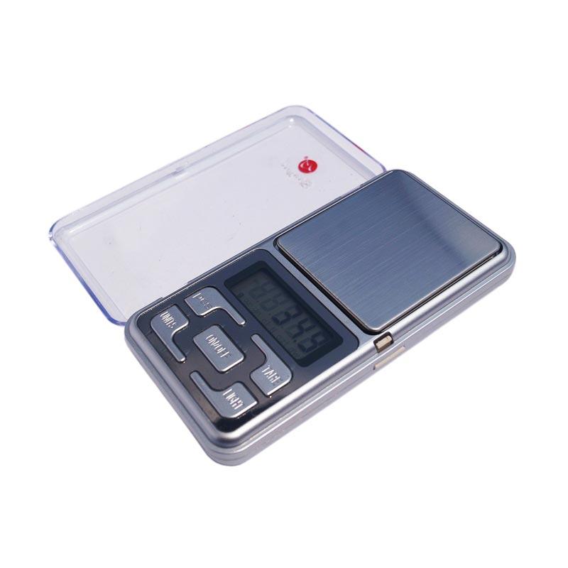 harga TOKUNIKU Akik Mini Saku Digital Pocket Scale Timbangan Emas [200 g] Blibli.com