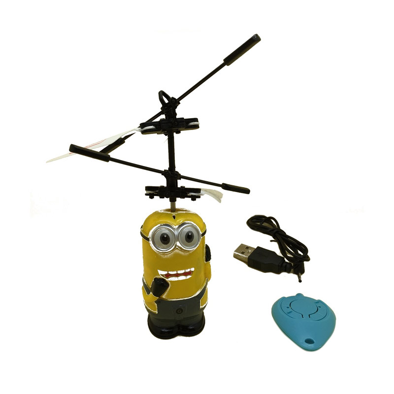 Jual flying minion boneka minion terbang cek harga di PriceArea.com a2e6f6a1f3