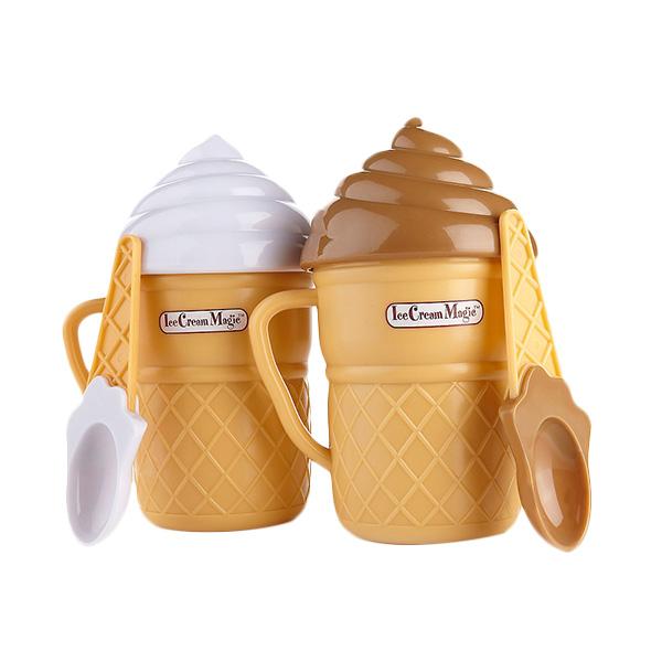 harga Tokuniku Ice Cream Maker As Seen on TV [3 Menit saja utk Buat Es Krim] Blibli.com