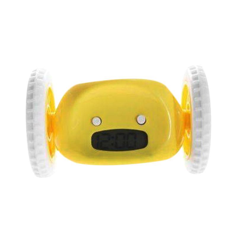Tokuniku Running Kuning Jam Alarm