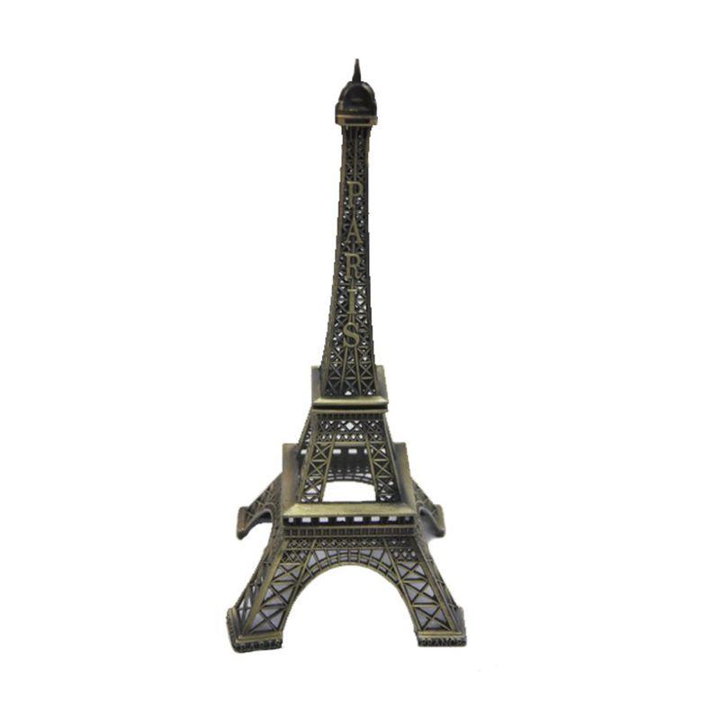 Tokuniku Menara Eiffel Pajangan [15 cm]