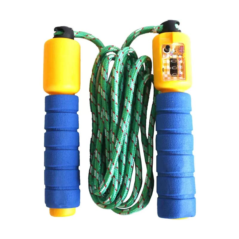 harga Tokuniku Tali Lompat Skipping Colorful - Jumping Rope - 9 feet Blibli.com